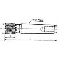 Фреза Резьбовая гребенчатая шаг Р 2,5мм, d32х32х132мм Р6М5  Z=8, хв-к КМ3