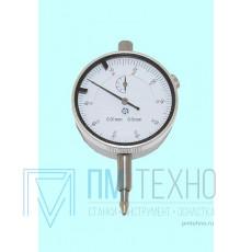 Индикатор Часового типа ИЧ-02, 0-2мм кл.точн.1 цена дел. 0.01 d42мм (без ушка)