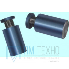 Винтовая опора под прихват магнитная D 50, H  85-130, винт 36х5 (YT-3703)