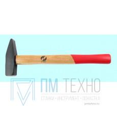 Молоток  200 г. квадратный боек с дер. ручкой