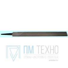 Напильник Плоский 200мм №3 сталь У13А (тупоносый) ГОСТ1465-80, коррозия