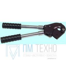 Ножницы секторные для резки провода ACSR (ЛЭП) d до 30мм(300мм кв.) J13 с телескоп.ручками