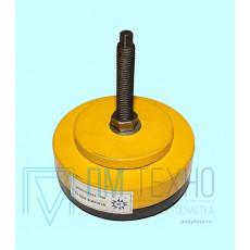 Виброопора регулируемая 0,5т  d 80мм М14х100 (S78-7)