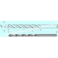 Сверло d  5,0х 87х132  ц/х Р6АМ5  удлиненное с вышлифованным профилем ГОСТ 886-77