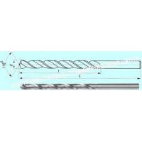 Сверло d 14,75х144х220  ц/х Р18  удлиненное ГОСТ 886-77