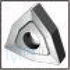 Пластина WNUM - 080408  КНТ16 трёхгранная ломаная(80°) dвн=5мм (02114) со стружколомом
